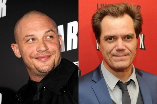 Tom Hardy y Michael Shannon protagonizarán 'The Long Red Road'