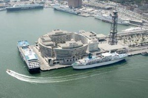 puerto de Barcelona WTC
