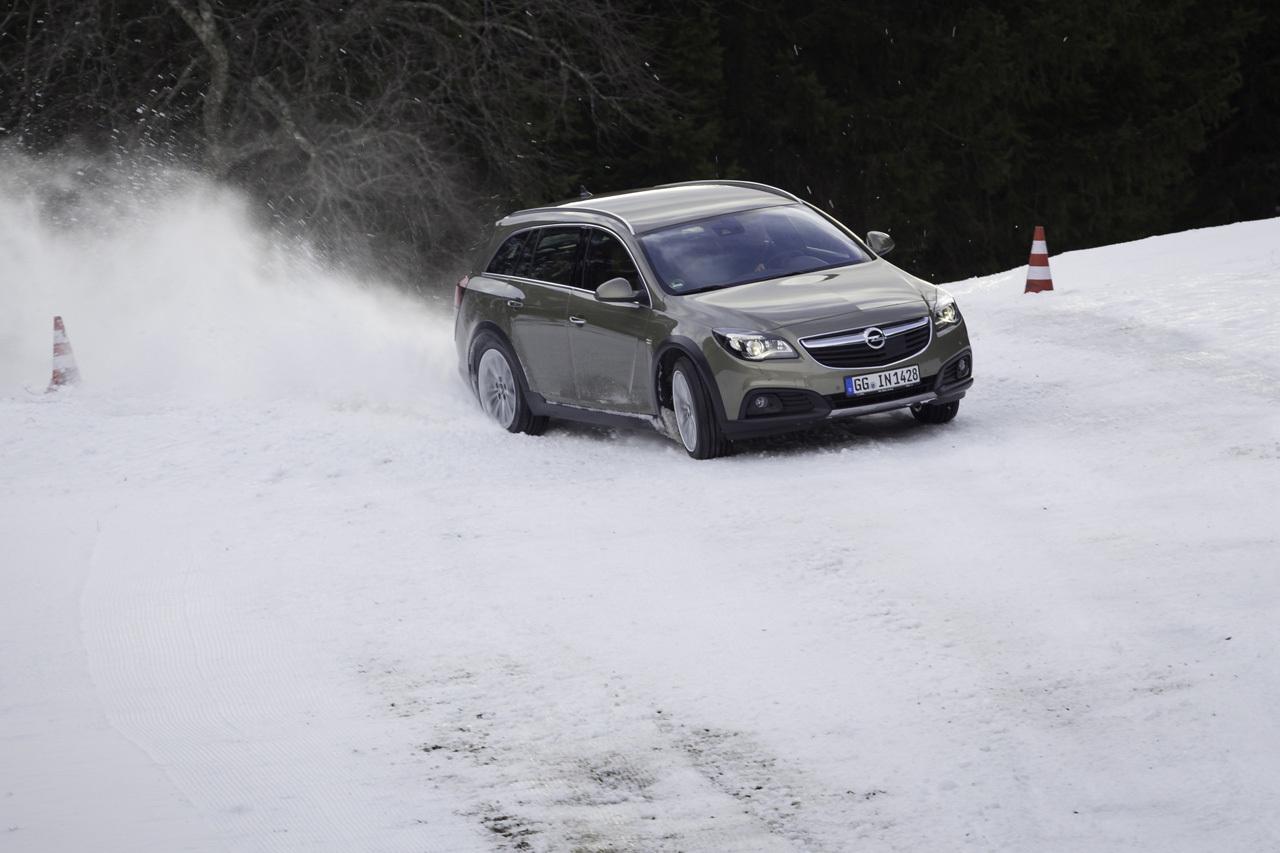 Foto de Opel Winter 4x4 (oficial) (21/39)