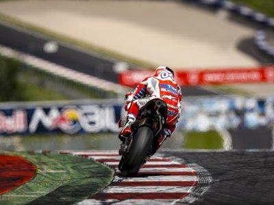 Toda la presión es para Ducati, si no ganan en Austria posiblemente tendrán que esperar a 2017