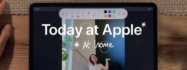 'Hoy en Apple' lleva sus sesiones de las tiendas cerradas a tu casa con vídeos en la web oficial