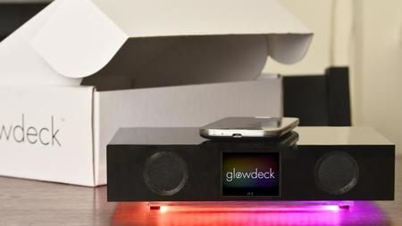 Glowdeck Black Wireless Charging