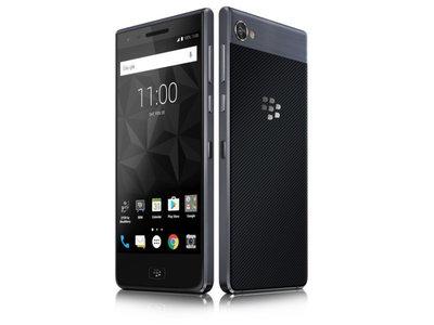 BlackBerry Motion: sin teclado físico, con 4.000 mAh y protección contra polvo y agua
