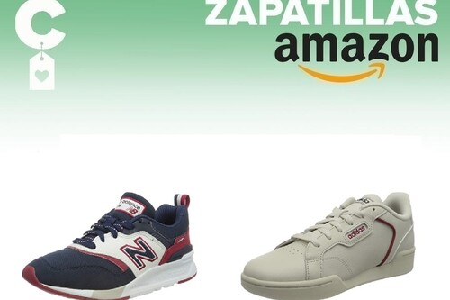 Chollos en tallas sueltas de zapatillas New Balance, Nike, Adidas o Reebok en Amazon