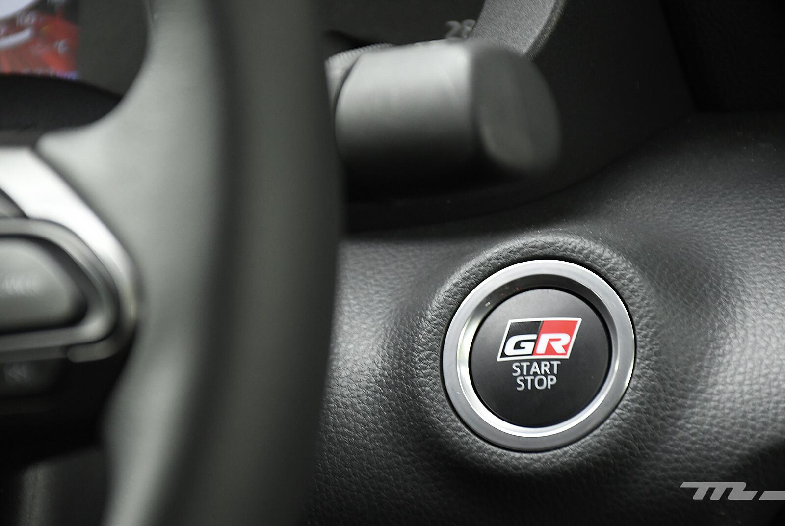 Foto de Toyota GR Yaris (prueba) (47/54)