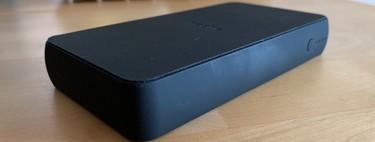 Charge Stream Powerstation Wireless XL, análisis: aún hay hueco para que las baterías innoven