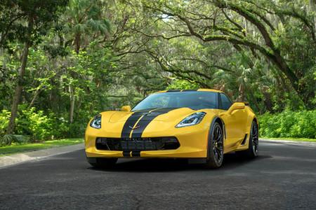 Corvette Z06 Hertz 100th anniversary