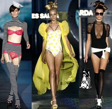 Cibeles Madrid Fashion Week Primavera-Verano 2010, todos los desfiles. Día 4