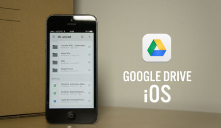 Google Drive para iOS se actualiza con soporte multicuenta