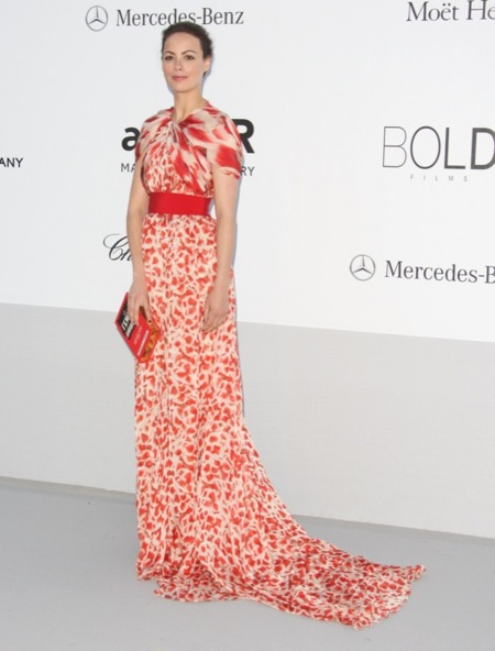 Bérénice Bejo amFAR 2012 Cannes