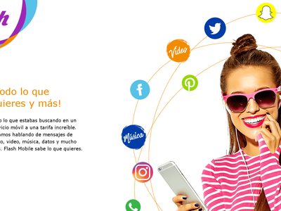 Flash Mobile llega a México y pretende ser el mejor OMV, esta es su oferta comercial
