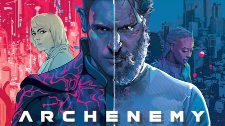 Sitges 2020: 'Archenemy'. El director de 'Daniel no es real' reivindica el poder de la ficción con un llamativo relato de superhéroes