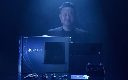 Shuhei Yoshida se marca el curioso unboxing oficial de la PS4