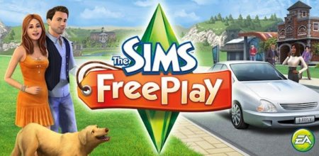 Los Sims FreePlay ya disponible en el Android Market