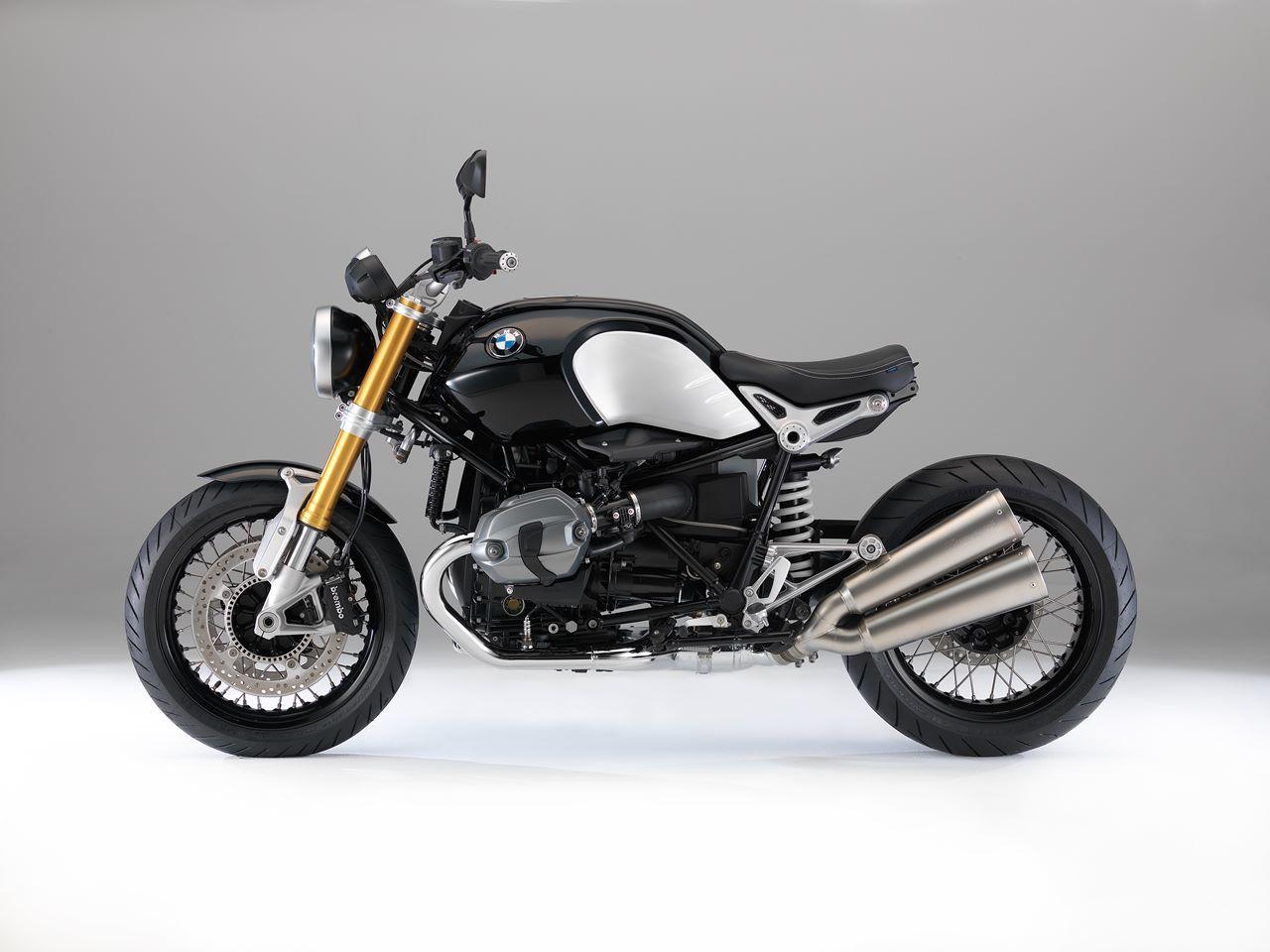 Foto de BMW R nine T, datos oficiales, fotos y vídeo (3/47)