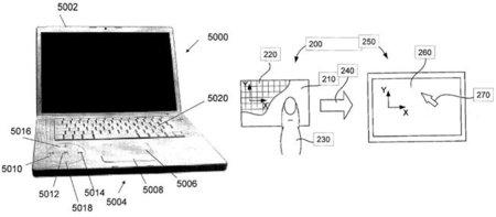 Apple explora la posibilidad de utilizar botones invisibles en sus futuros portátiles