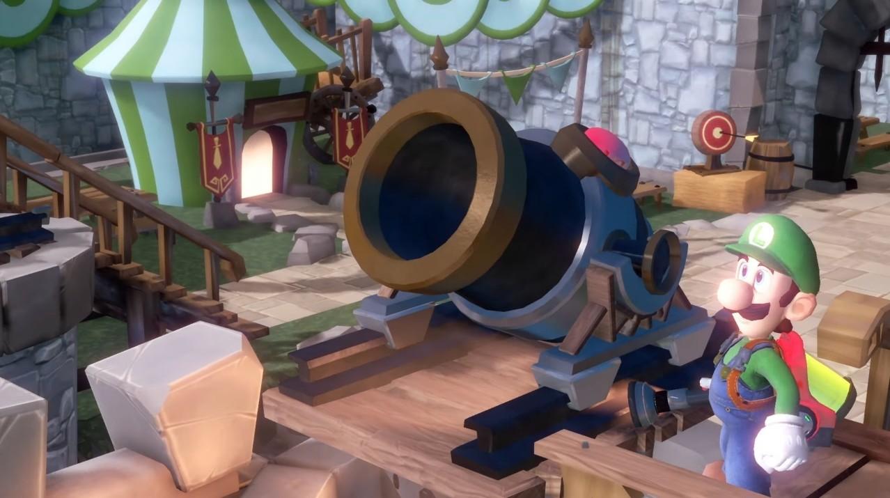 El divertido modo multijugador competitivo de Luigi's Mansion 3 en un gameplay de 13 minutos