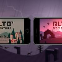 Alto's Adventure y Alto's Odyssey están disponibles de manera gratuita en la App Store