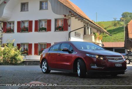 GM para la producción del Chevrolet Volt, esta vez durante cuatro semanas