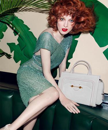 Las modelos pelirrojas, esa rara avis que encontró en su color de pelo el factor de su éxito