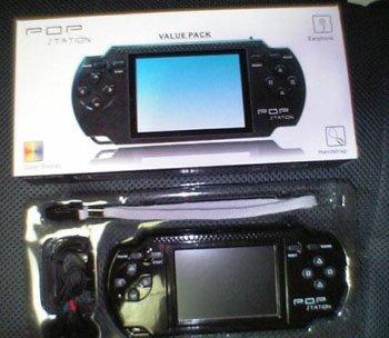 La copia de la PSP