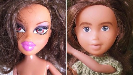 Antes que Alicia Keys, un grupo de muñecas ya tenía claro que podían ser atractivas sin una gota de maquillaje encima