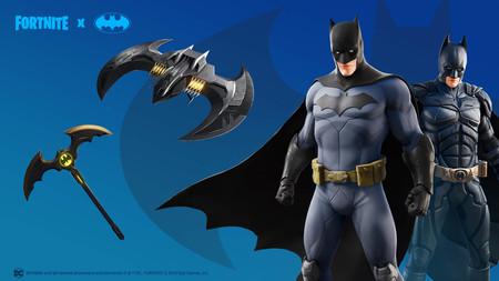 batman Fortnie