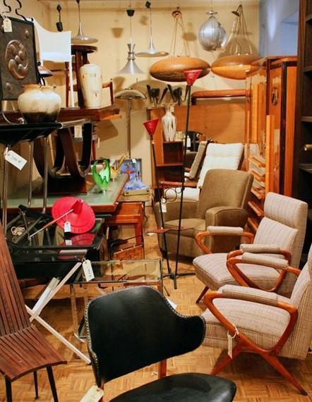 los mejores mercadillos outlets y pop up store muebles y