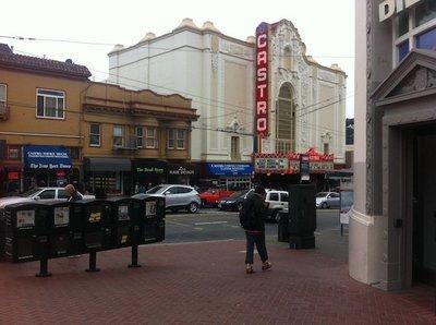 Instantáneas de California: viendo 'Mary Poppins' en el barrio más gay de San Francisco (con performance incluida)