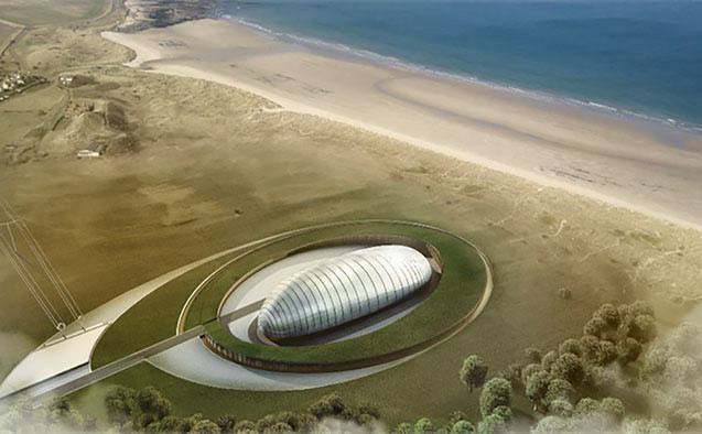 Rolls-Royce planea construir hasta 15 mini reactores para impulsar la energía nuclear en Reino Unido