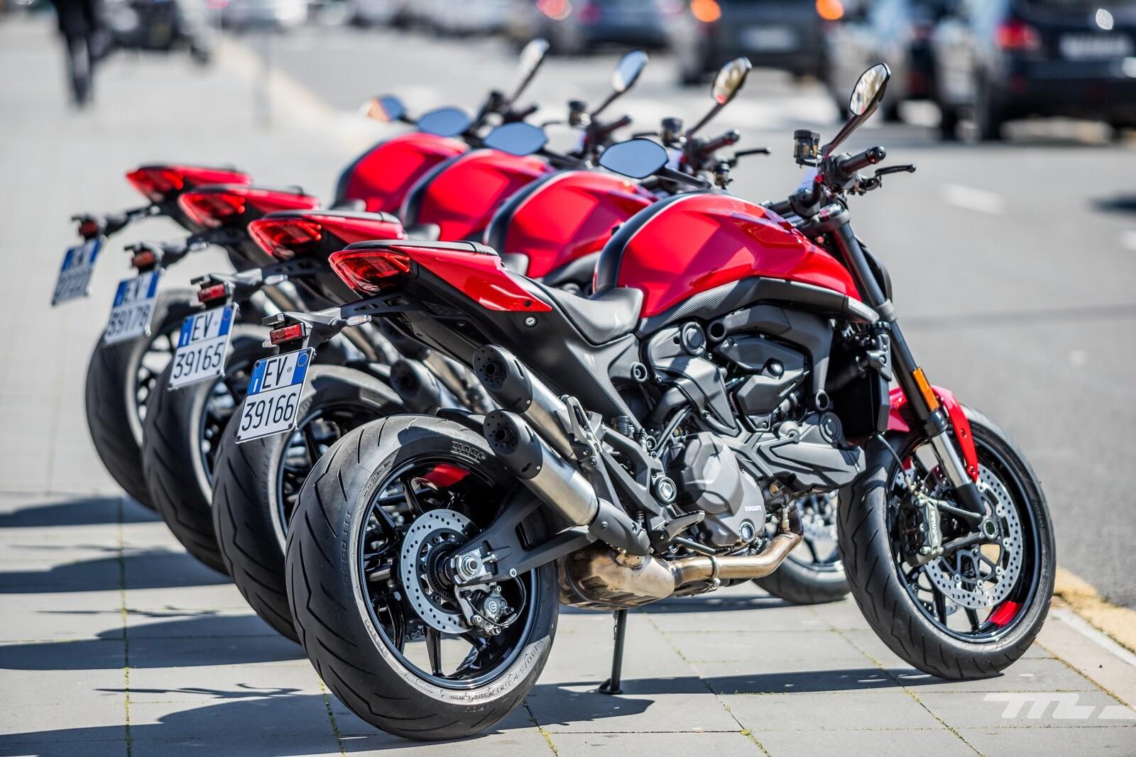 Foto de Ducati Monster 2021, prueba (28/38)