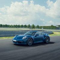 El nuevo Porsche 911 Turbo tiene 'sólo' 580 CV, pero iguala al Turbo S de 650 CV con un 0 a 100 km/h en 2,8 s