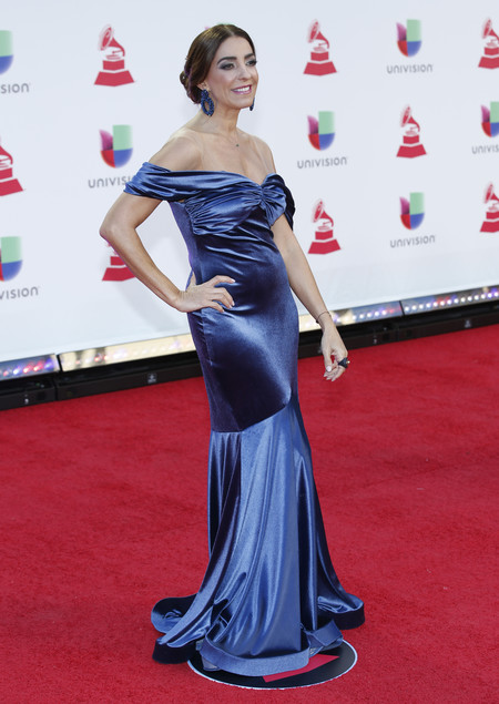 latin grammy 2018 red carpet
