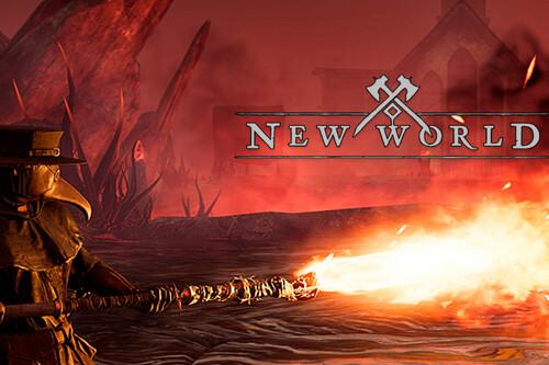 Guía de Mago de Batalla en New World: subiendo un mago en solitario