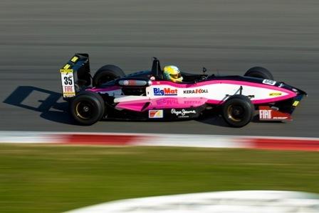 Carmen Jordá correrá para Campos Fórmula 3