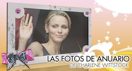 Especial fotos de anuario: Charlene Wittstock