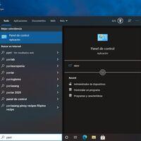 Microsoft elimina el acceso a funciones del Panel de Control en las últimas compilaciones de Windows 10
