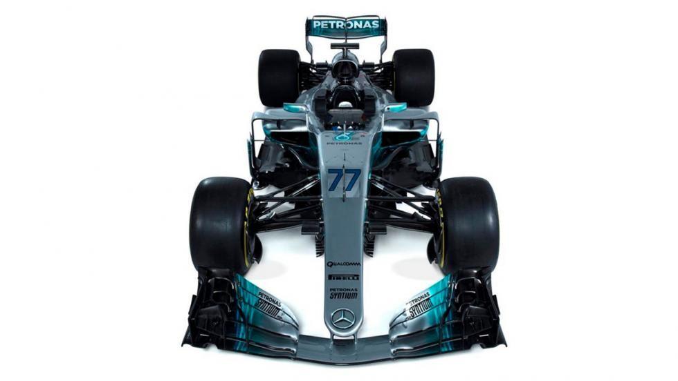 Foto de Nuevos números en los Fórmula 1 (6/7)