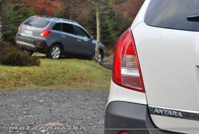 Opel ya piensa en el nuevo Antara