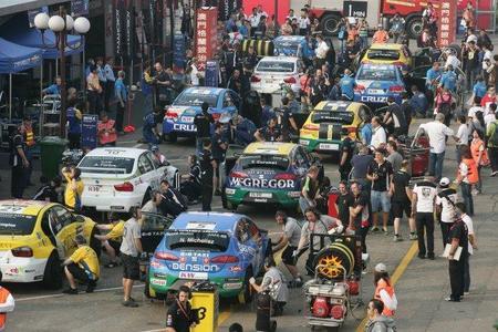 El WTCC publica la lista provisional de participantes para 2011