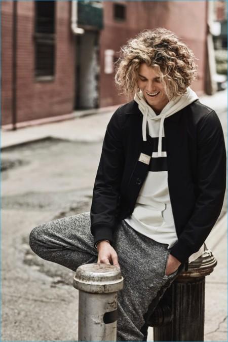 Armani Exchange 2016 Fall Winter Campaign 003 800x1200