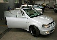 Ver para creer: Dacia Logan Cabrio