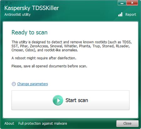 450_1000 TDSSKiller - Herramienta para eliminar Rootkits