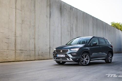 Probamos el nuevo SEAT Ateca: el SUV diésel sigue sin versión híbrida, pero mejora en tecnología, calidad y estética