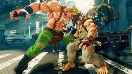 La actualización de marzo para Street Fighter V llegará a finales de mes en dos partes