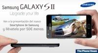 Ven a la presentación del nuevo Smartphone de Samsung y llévatelo por 50 euros menos. ACTUALIZADO.