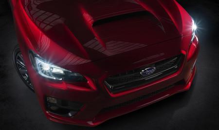 El nuevo Subaru WRX, para el Salón de Los Ángeles
