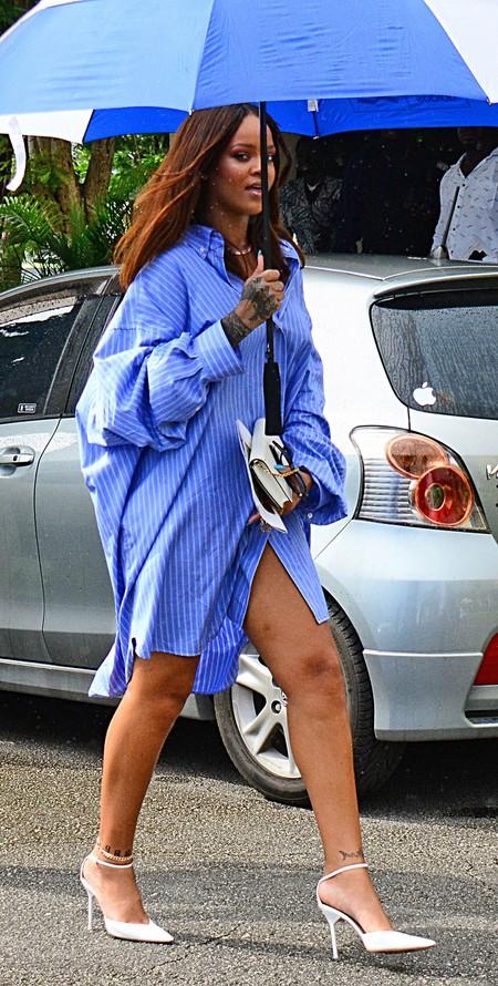 rihanna look estilismo outfit