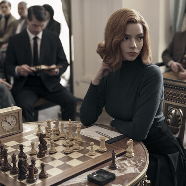 Nueve lecciones de estilo de Anya Taylor-Joy en 'Gambito de dama', la miniserie sobre ajedrez de Netflix que arrasa