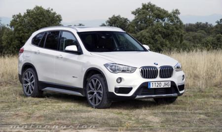 Probamos el BMW X1 2015, más SUV y más versátil que nunca